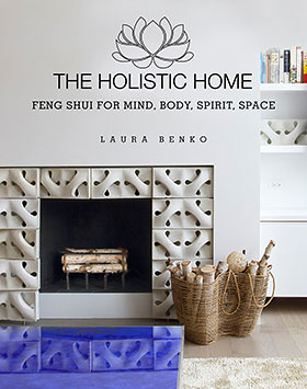 the holistic home a book by Laura Benko