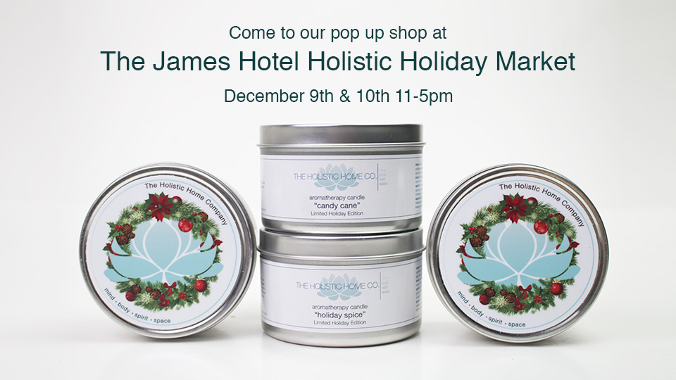 You're Invited to The Holistic Holiday Market in NYC